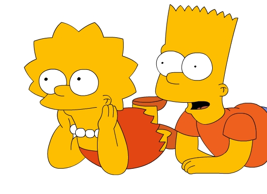 bart-and-lisa-1